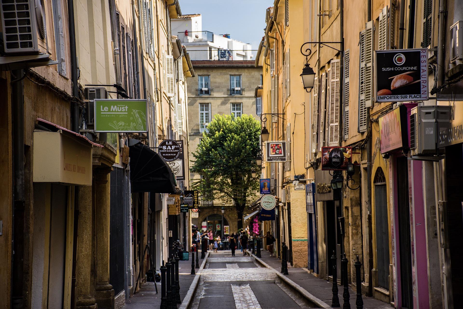 AMTMANN in Frankreich